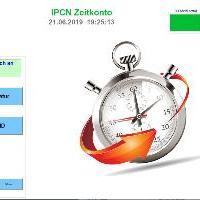 IPCN-Zeitkonto Funktionen überarbeitet und erweitert.